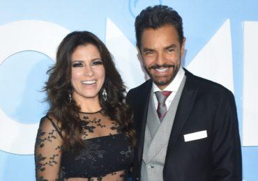 Alessandra Rosaldo, Eugenio Derbez. Foto: Getty Images