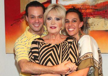 José Joel, Anel Noreña y Marysol | Foto: Edson Vázquez