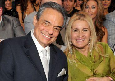 José José y Sara Salazar. Foto: Getty Images