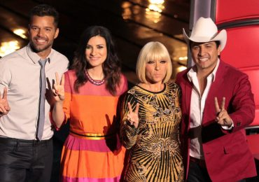La Voz México 4a. temporada. Foto: Grosby Group