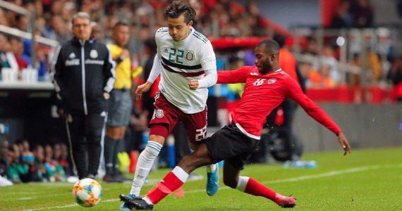 México vs. Trinidad y Tobago. Foto: Getty Images