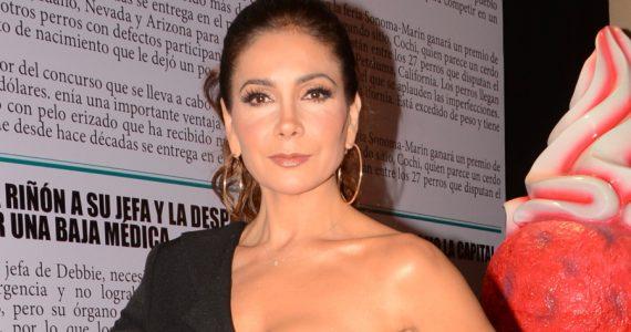 Patricia Manterola. Foto: Ricardo Cristino