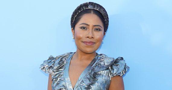 Yalitza Aparicio, embajadora de buena voluntad de la UNESCO. Foto: Getty Images