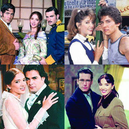 Adela Noriega ha sido una de las protagonistas favoritas de Carla Estrada desde que trabajaron juntas en Quinceañera. Fotos: Archivo
