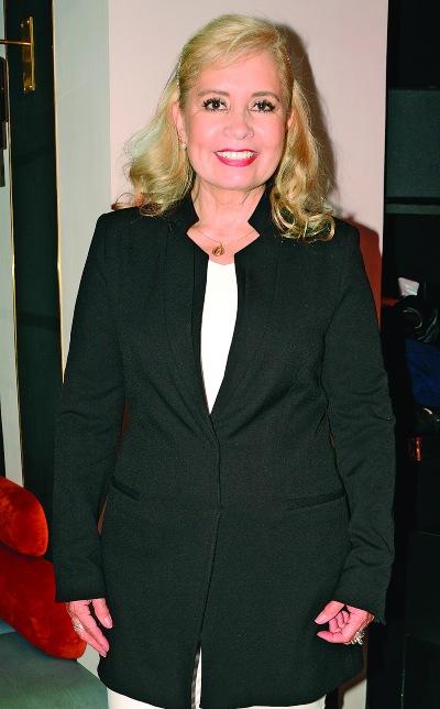 Carla Estrada. Foto: Ricardo Cristino