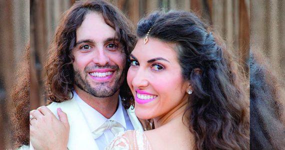 Ana Victoria y Michael Villalobos. Foto: Cortesía