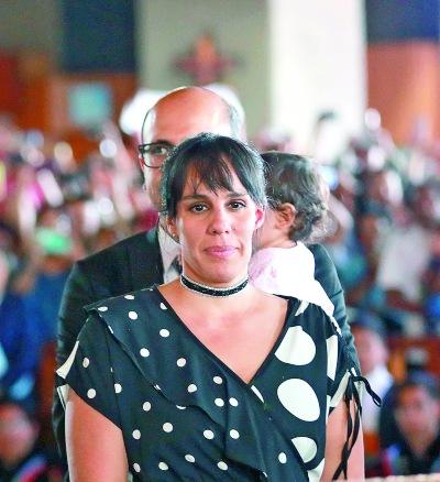 Marysol Sosa. Foto: Héctor García