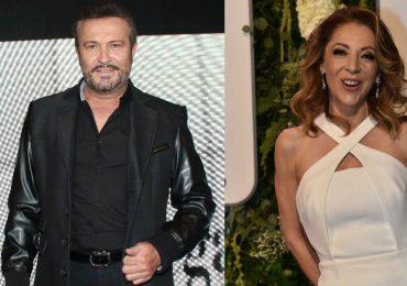 Arturo Peniche y Edith González. Foto: Getty Images