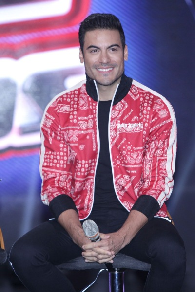 Carlos Rivera. Foto: José Luis Ramos