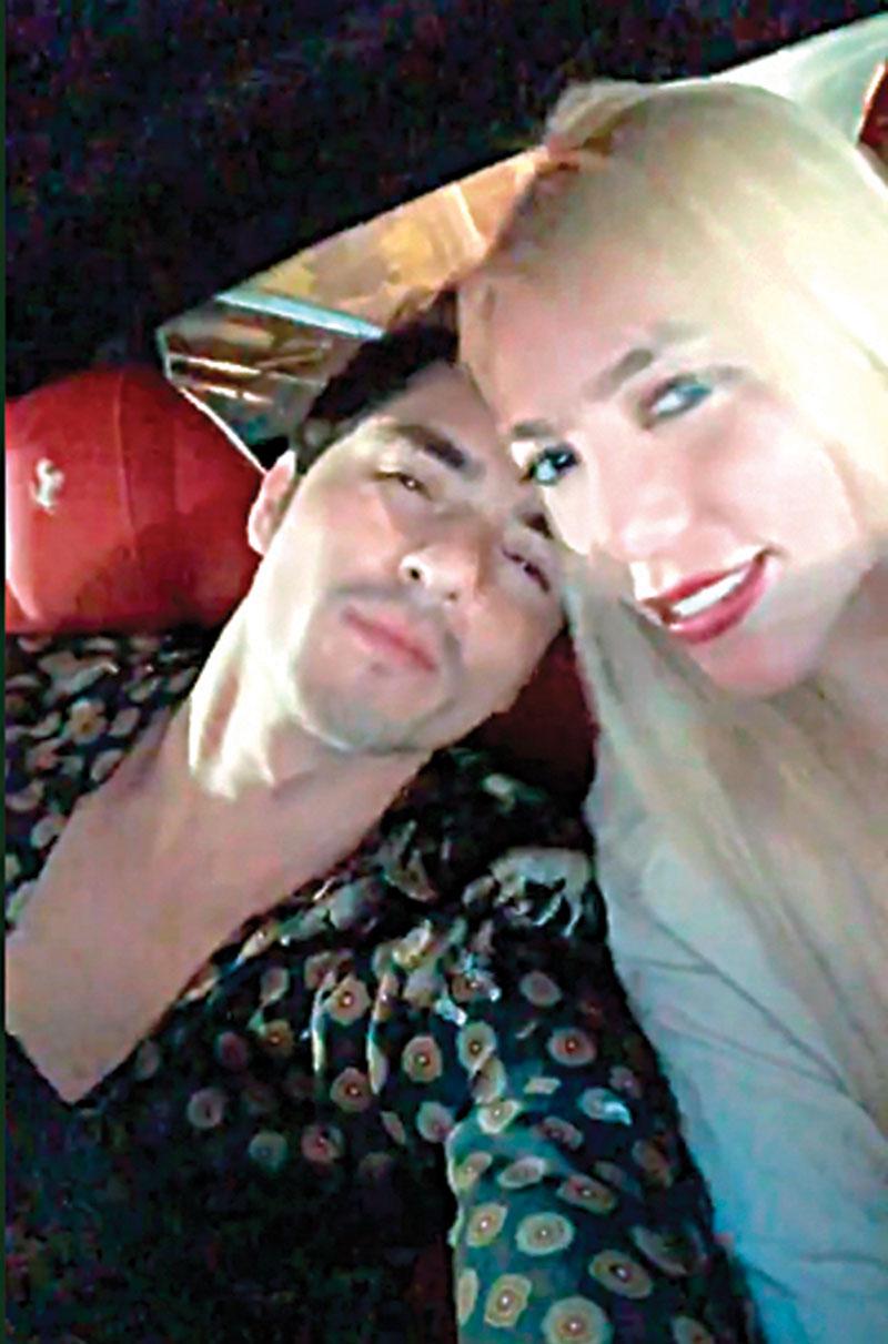 Christian Estrada y Frida Sofía | Foto: Cortesía
