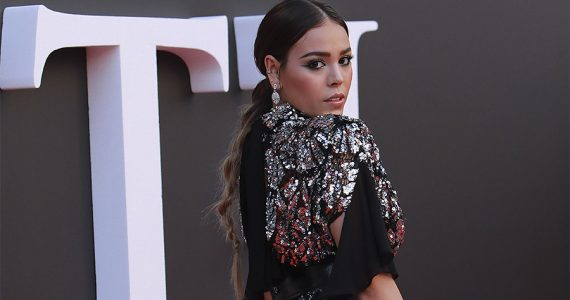 Danna Paola confiesa por qué no siguió en Élite. Foto: Getty Images