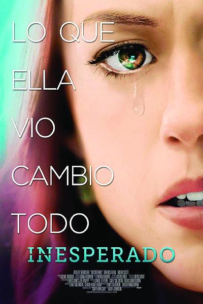 Será el 25 de octubre cuan- do Eduardo Verástegui estrene en México la película Inesperado