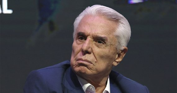 Enrique Guzmán. Foto: Getty Images