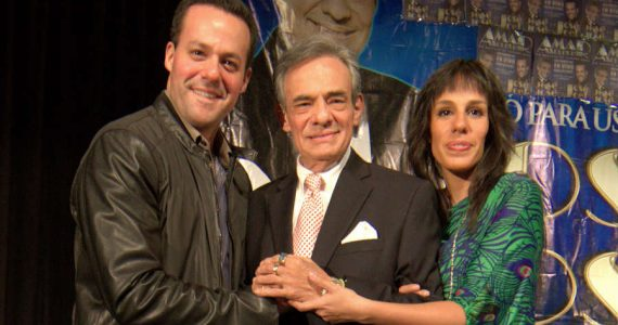 Marysol Sosa presentó a nieto varón de José José. Foto: Getty Images