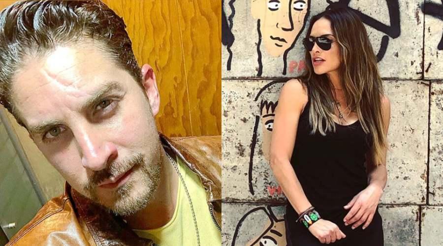 Jonathan Islas y Fabiola Campomanes. Foto: Instagram