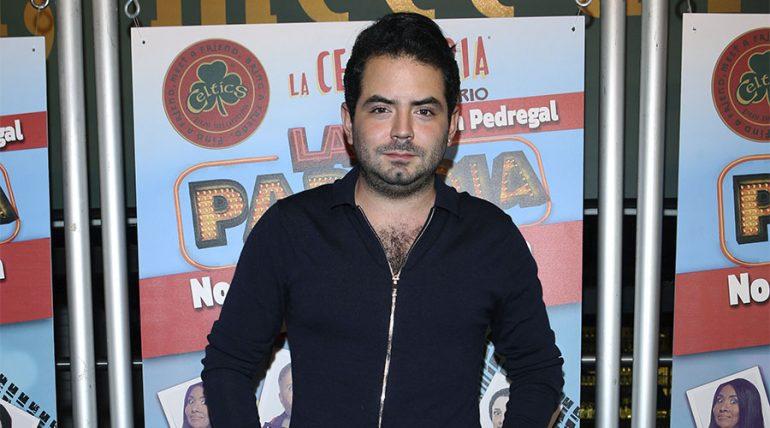José Eduardo Derbez confiesa que fue infiel. Getty Images