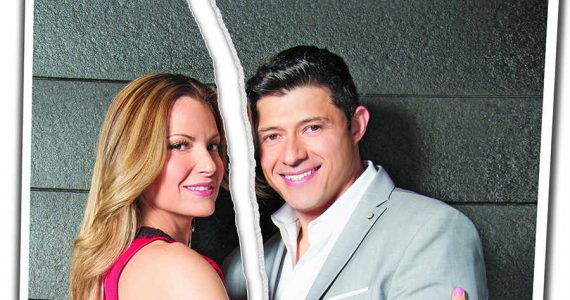 Martha Julia y Salvador Ibarra. Foto: Archivo