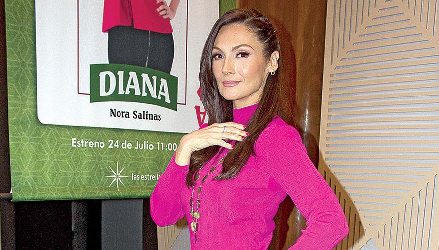 Nora Salinas | Foto: TVyNovelas