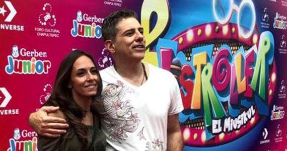 Paco de la O y su nueva novia | Foto: Archivo
