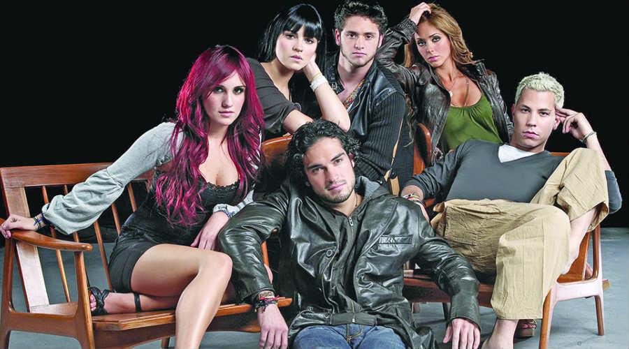 Rebelde. Foto: Archivo RBD