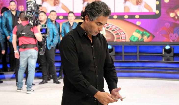Raúl Araiza. Foto: Archivo TVyNovelas