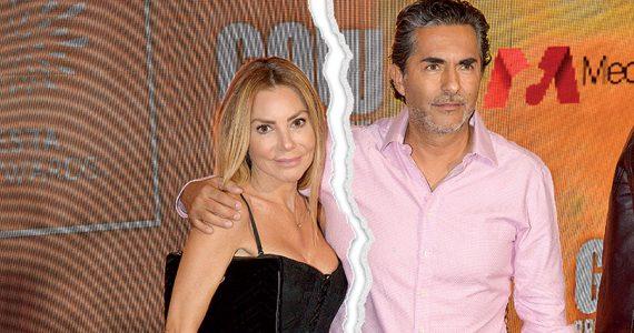 Raúl Araiza y Fernanda Rodríguez | Foto: Archivo