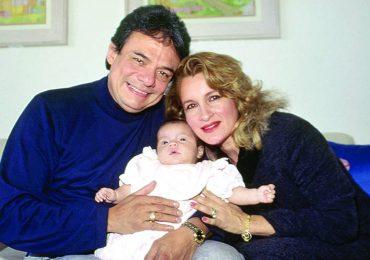 José José, Sarita Sosa e hija. Foto: Archivo TVyNovelas