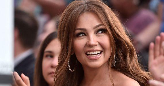Una garrapata casi le quita la vida a Thalía. Foto: Getty Images