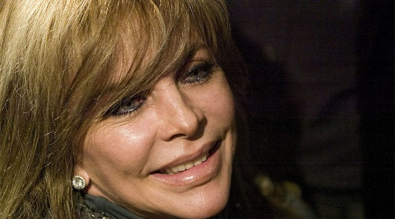 Verónica Castro se deja ver tras escándalo con Yolanda Andrade - Getty