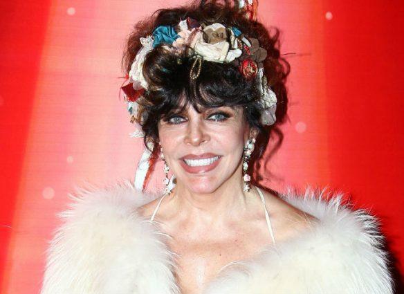 Verónica Castro. Foto: Getty Images