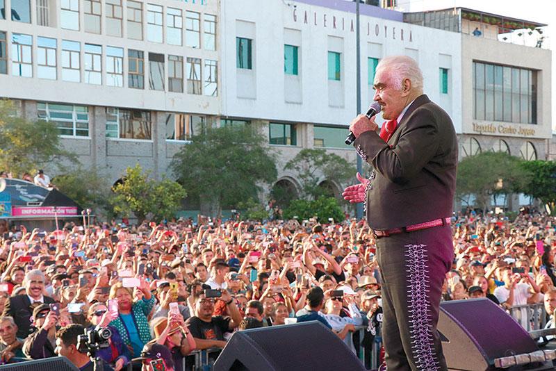 Vicente Fernández | Foto: TVyNovelas