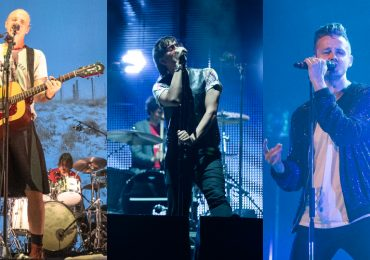 Travis, The Strokes, Keane. Fotos: Getty Images