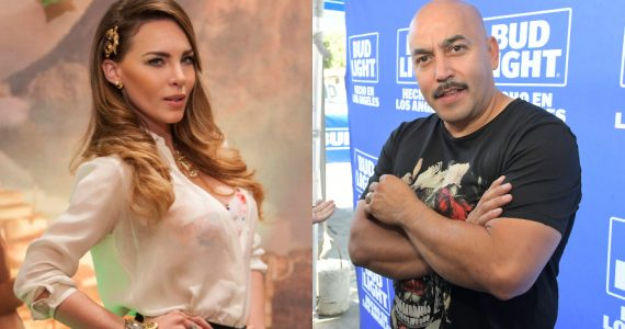 Belinda, Lupillo Rivera. Fotos: Getty Images