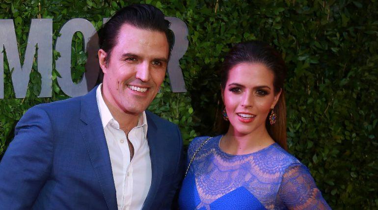 Billy Rovzar y Claudia Álvarez. Foto: Getty Images