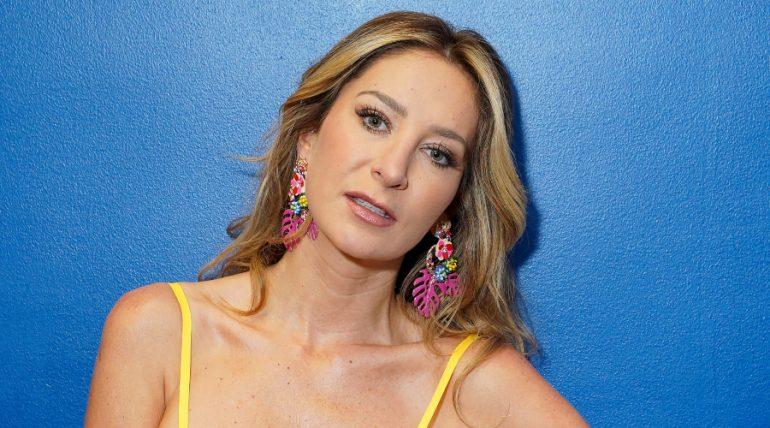 Geraldine Bazán. Foto: Getty Images
