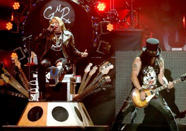 Guns N' Roses. Foto: Getty Images