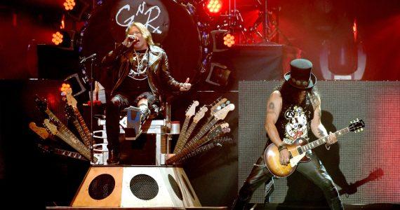 Guns N' Roses. Foto: Getty Images