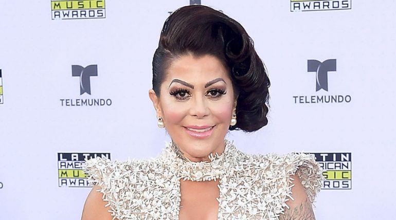 Alejandra Guzmán. Foto: Getty Images