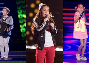 La Voz Kids, cuarta noche de audiciones. Foto: Cortesía