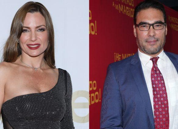 Martha julia y Eduardo Yáñez. Foto: Getty Images