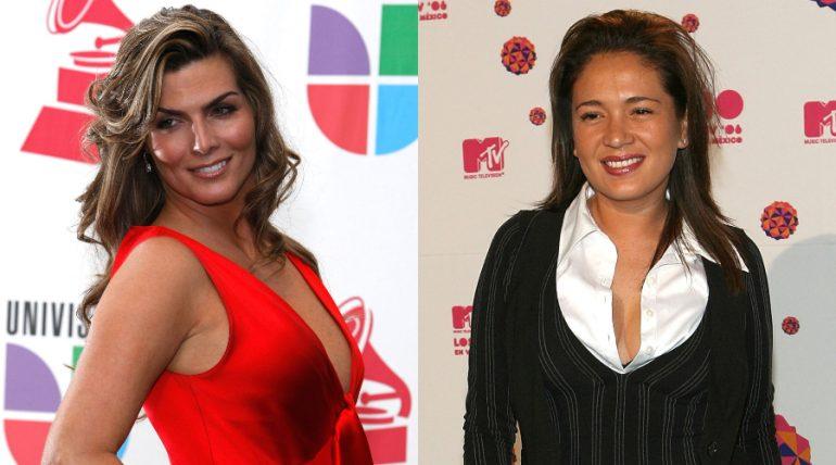 Montserrat Oliver, Yolanda Andrade. Fotos: Getty Images