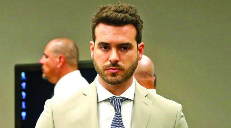 Juicio de Pablo Lyle se reanudará hasta el 2021. Foto: Orlando Mellao/Miami Herald