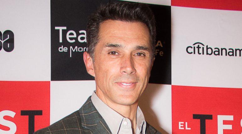 Sergio Mayer. Foto: Archivo