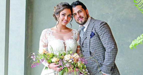 Claudia Martín y Andrés Tovar. Foto: José Luis Ramos