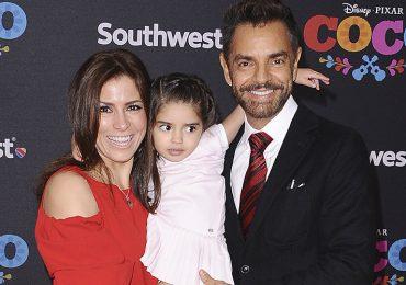 Eugenio Derbez, Alessandra Rosaldo y Aitana | Foto: Getty Images