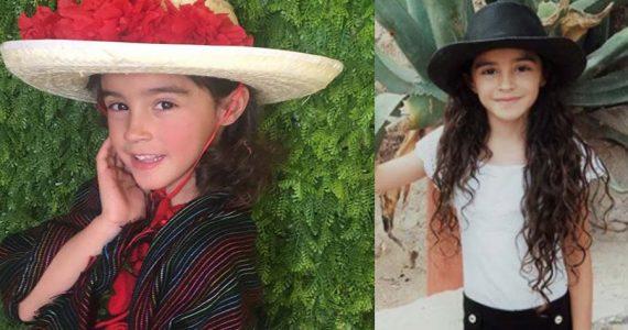 Marian Lorette, participante de La Voz Kids. Foto: Instagram