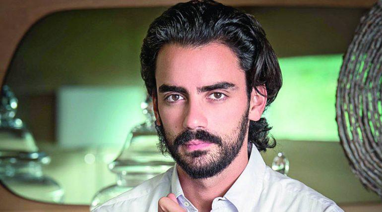 Diego Amozurrutia. Foto: Cortesía