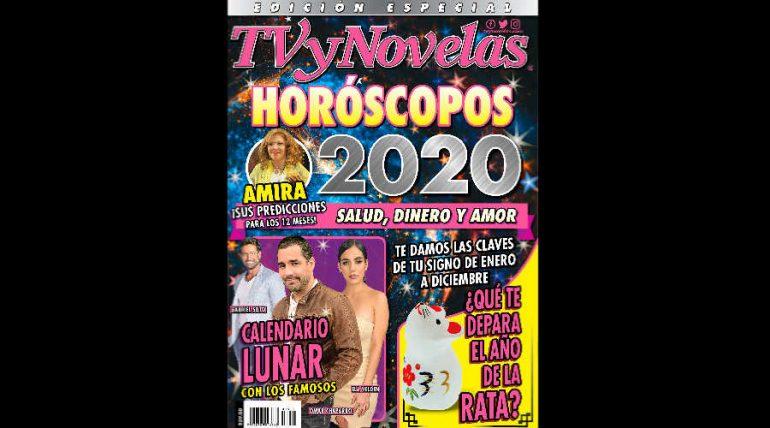 Horóscopos 2020. Foto:TVyNovelas