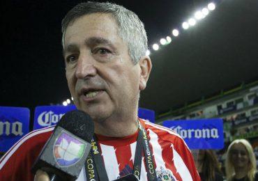 Jorge Vergara. Foto: Getty Images