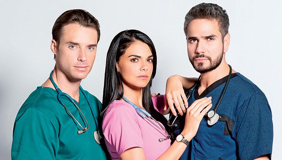 Médicos | Foto: Televisa